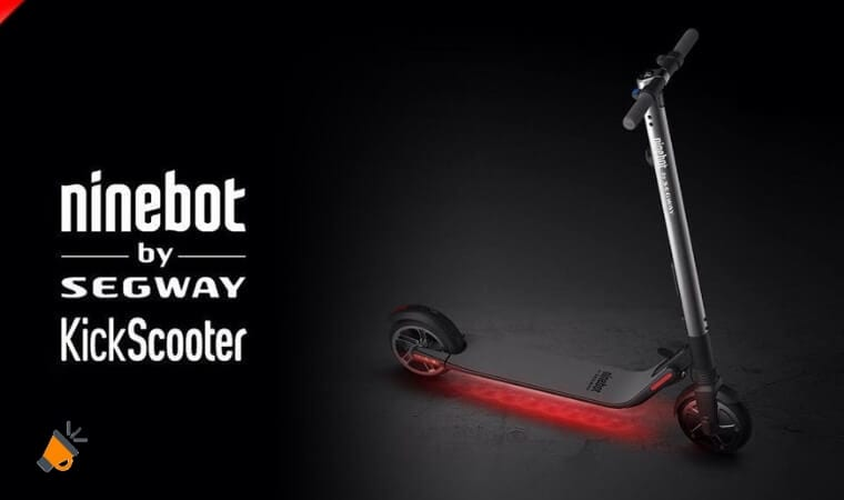 oferta Ninebot KickScooter ES4 ES2 barato SuperChollos
