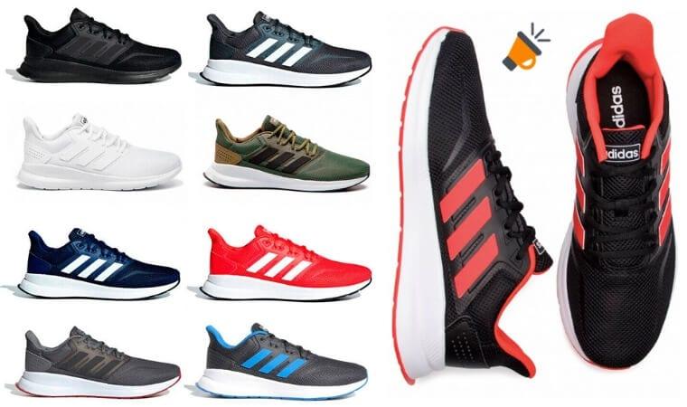 zapatilla running adidas