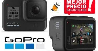 oferta GoPro HERO8 Black Camara de Accion barata SuperChollos