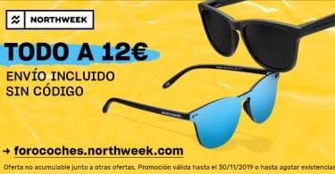 northweek promocion black friday 2019 forocoches gafas sol 12 euros baratas superchollos SuperChollos