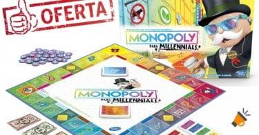 oferta Monopoly Millenials barato SuperChollos