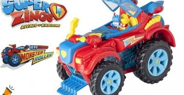 OFERTA SuperZings PlaySet Heroe Truck BARATO SuperChollos