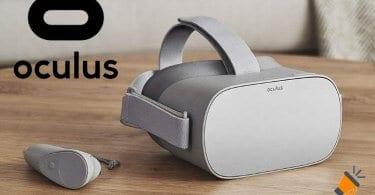 oferta Oculus Go Gafas y Auriculares baratas SuperChollos