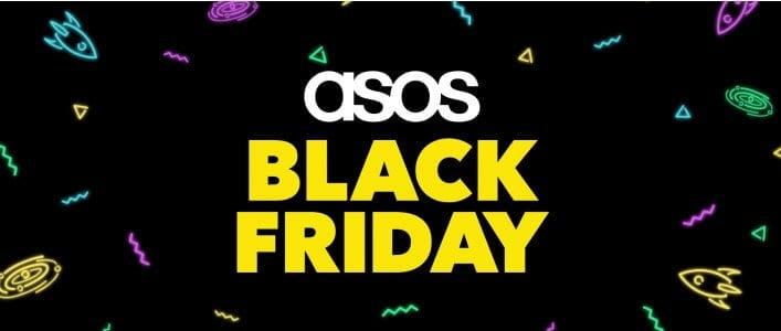 ASOS BLACK FRIDAY BANNER OFERTAS CHOLLOS SuperChollos