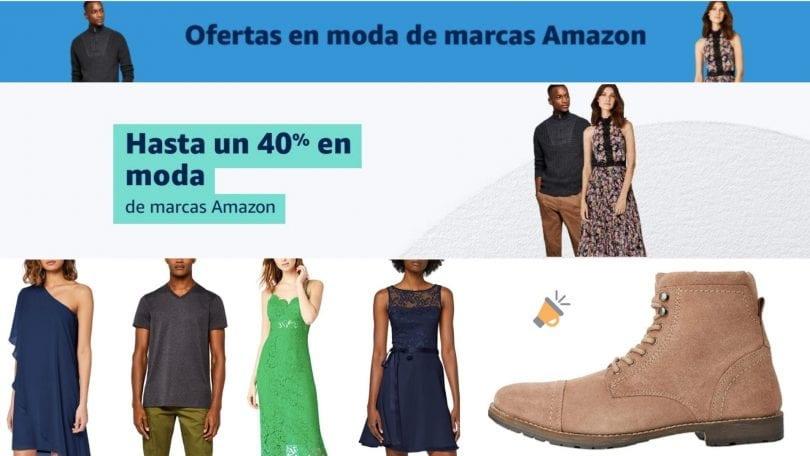 ofertas moda amazon fashion SuperChollos