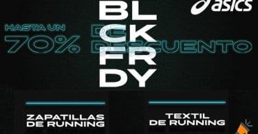 black friday assics SuperChollos