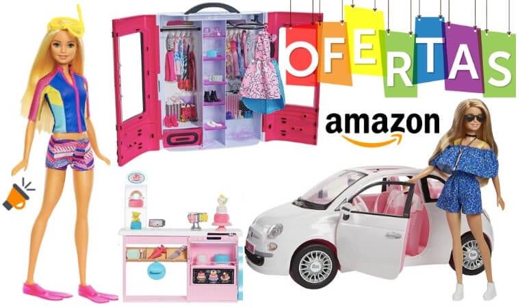 juguetes barbie baratos SuperChollos