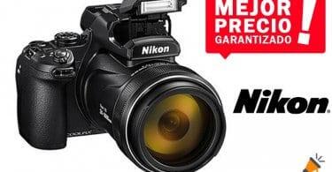 oferta Nikon Coolpix P1000 camara barata SuperChollos