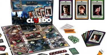 oferta Cluedo Harry Potter barato SuperChollos