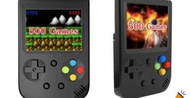 oferta Mini consola porta%CC%81til barata SuperChollos