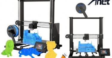 Anet A8 Plus impresora 3d barata SuperChollos