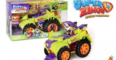 oferta SuperZings Camio%CC%81n Villano barato SuperChollos