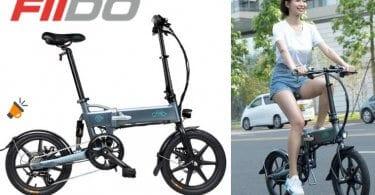 oferta FIIDO D2S bicicleta ele%CC%81ctrica barata SuperChollos