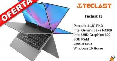 oferta Teclast F5 barato SuperChollos