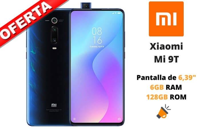 oferta Xiaomi Mi 9T barato SuperChollos