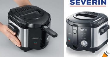 oferta Severin FR 2437 Freidora barata SuperChollos