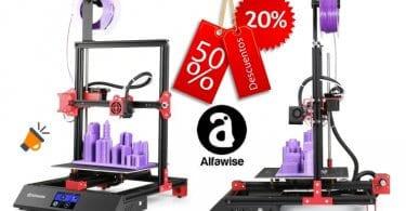 oferta Alfawise U50 impresora 3d barata SuperChollos
