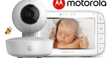 oferta Motorola MBP 50 vigilabebes barato SuperChollos