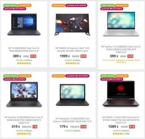 HP Week de PC Componentes 1 SuperChollos