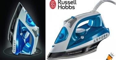 oferta Russell Hobbs Supreme Steam Pro Plancha barata SuperChollos