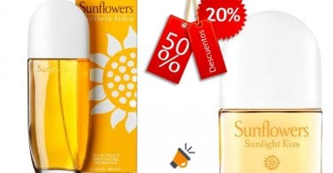 oferta Elizabeth Arden Sunflowers Agua De Tocador barata SuperChollos