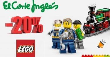 corte ingles lego baratos SuperChollos