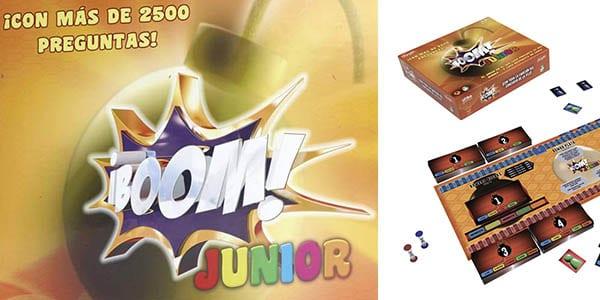 Juego de mesa Boom Junior barato SuperChollos