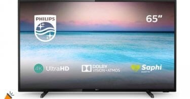 oferta Smart TV Philips 65PUS650412 barata SuperChollos