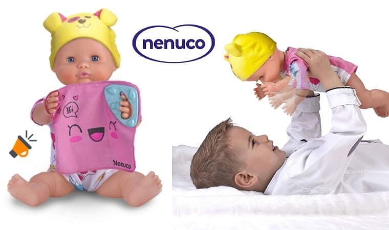 oferta Nenuco Jugueto%CC%81n barato SuperChollos
