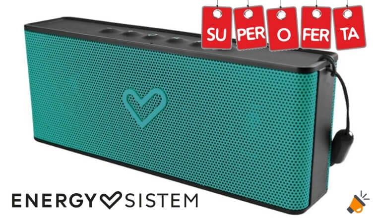 oferta Energy Sistem Music Box B2 barato SuperChollos