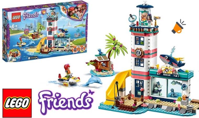 oferta centro rescate lego friends barato SuperChollos