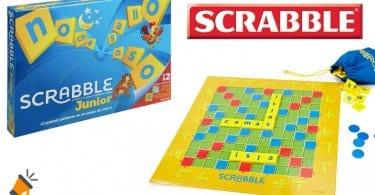 OFERTA Juego de mesa Scrabble Junior BARATO SuperChollos