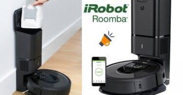 oferta Robot aspirador iRobot Roomba i7 barato SuperChollos