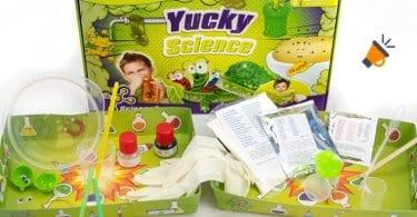 oferta Science4you Yucky Science Laborato%CC%81rio repugnante barato SuperChollos