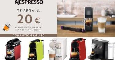 cafeteras nespresso baratas SuperChollos