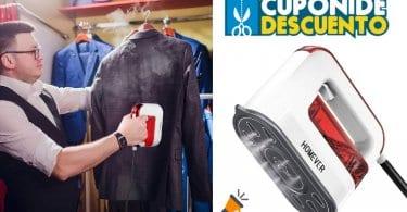 oferta Plancha Ropa Vapor Homever barata SuperChollos