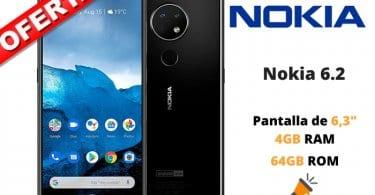 oferta Nokia 6.2 barato SuperChollos