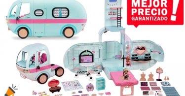 oferta Caravana LOL Surprise Glamper Van barata SuperChollos
