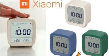 oferta Despertador XIAOMI Bluetooth 3 en 1 barato SuperChollos