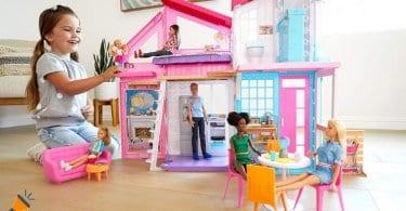 oferta Barbie Casa Malibu barata SuperChollos