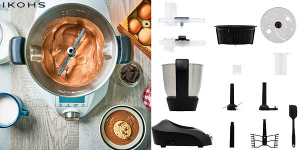 robot cocina multifuncion ikohs chollo barato SuperChollos