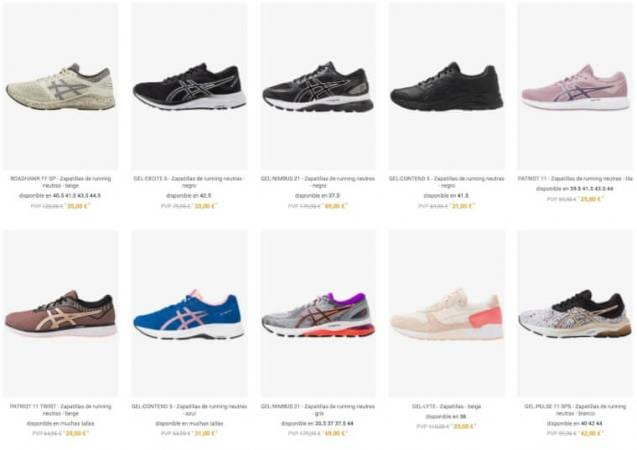 outlet asics zalando5 SuperChollos