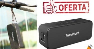 oferta Altavoz Bluetooth Tronsmart Element T2 Plus barato SuperChollos