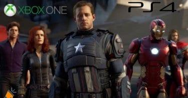 oferta juego Marvels Avengers barato SuperChollos