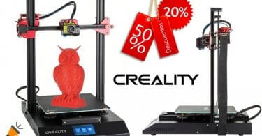 oferta Creality CR 10S Pro barata SuperChollos