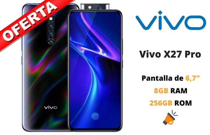 oferta Vivo X27 Pro barato SuperChollos