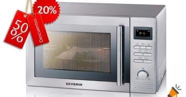 oferta Severin MW 7848 Microondas barato SuperChollos