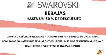 Rebajas Swarovski 2 SuperChollos