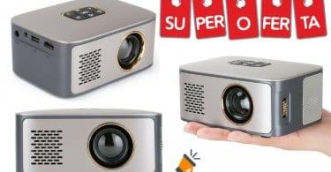 OFERTA SD40 Mini LED LCD proyector BARATO SuperChollos