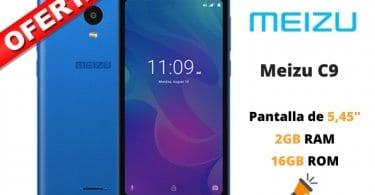 oferta Meizu C9 barato SuperChollos